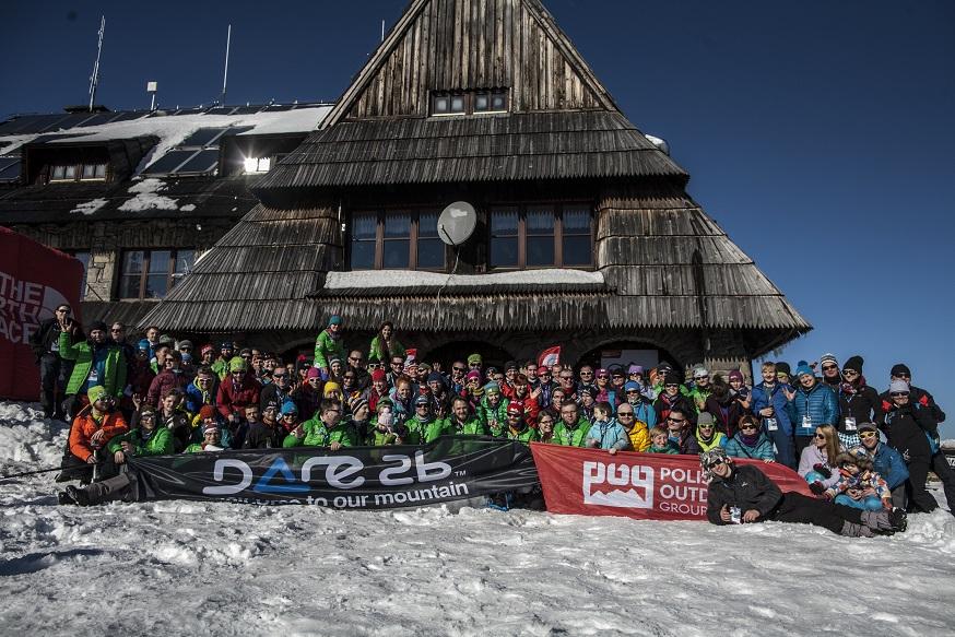Uczestnicy Wintercamp 2015